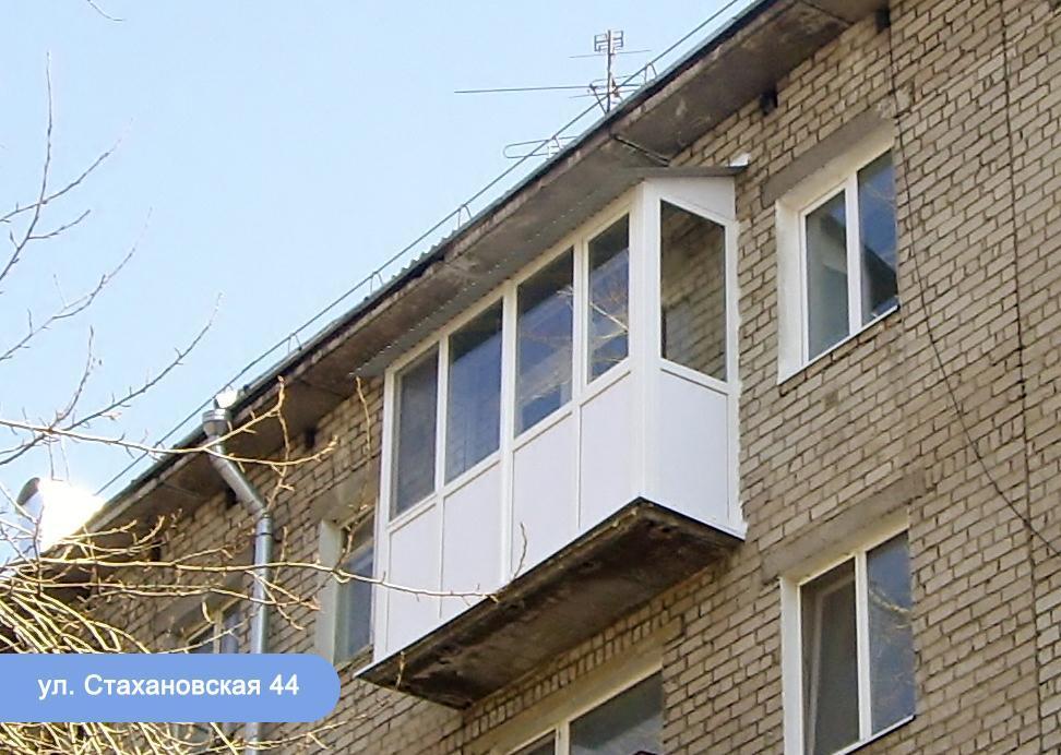 Окна балконы пермь.
